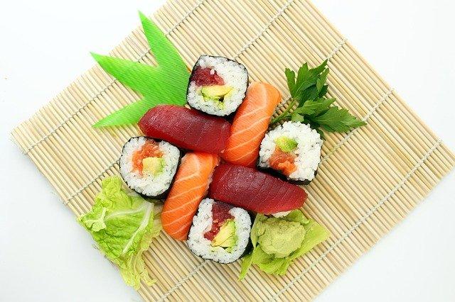 Na czym polega fenomen sushi