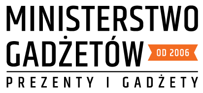 Logo Ministerstwo Gadżetów