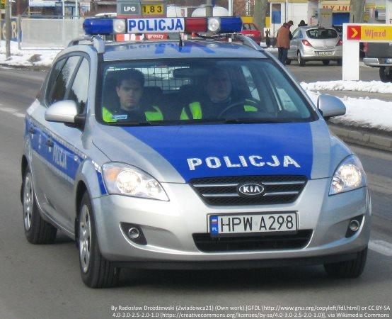 Policja Piaseczno: Poszukiwany 32- latek trafił do aresztu