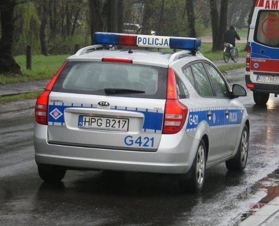 Policja Piaseczno: Patent Honorowego Kadeta dla policjanta i żołnierza
