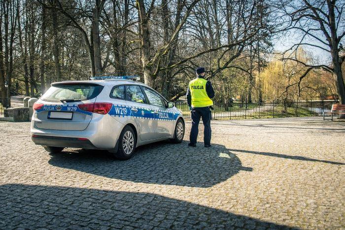 Policja Piaseczno: Działania profilaktyczne na pikniku rodzinnym